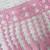 "1yd Dangle Fringe Venice Lace - 4"" White, Ivory, Pink, Black stl"