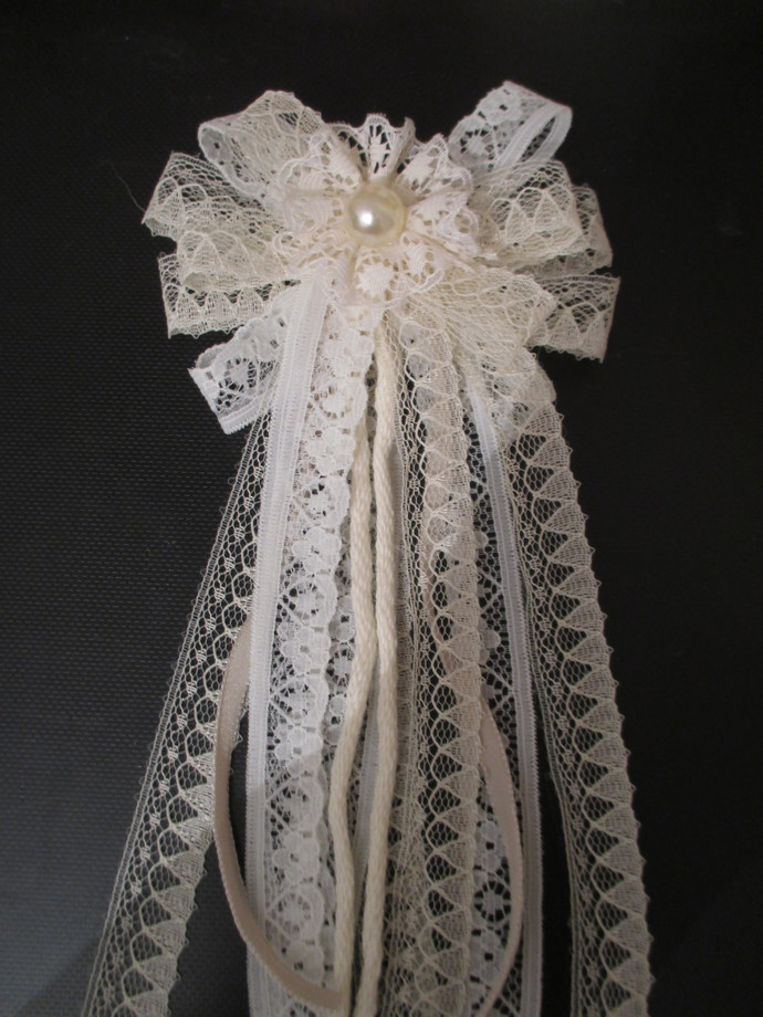 Gorgeous Handmade Shabby Chic Bows - Back in Stock