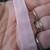 1yd Pink Elastic Babies Headband Trim