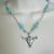Turquoise Necklace southwestern southwest country western boho bohemian cowgirl