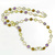 925 Sterling Silver Faceted Natural Amethyst ,Citrine Multi Color Semi Precious
