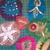 Vintage sairi fabric & beaded appliques