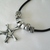 Pentagram Necklace wiccan pagan wicca witch pentacle witchcraft handmade jewelry