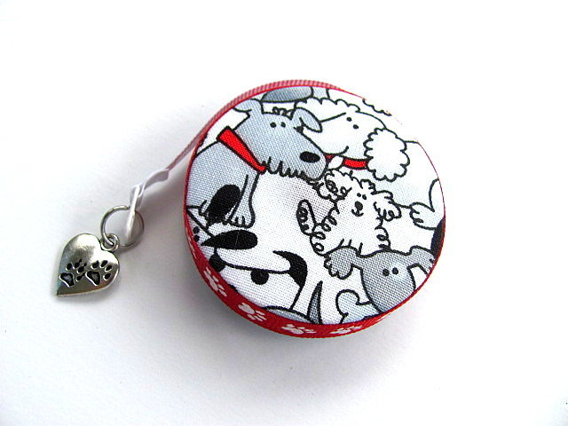 Measuring Tape Dogs Variety Retractable Tape Measure