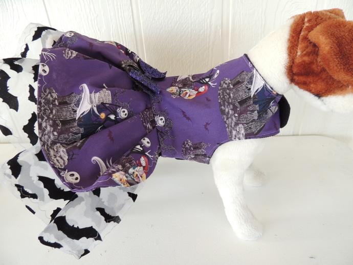 Holiday Dog Dress #3