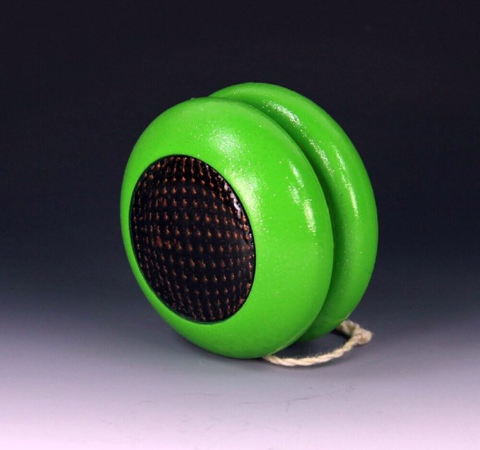 Tom Kuhn/BC Maple Imperial YoYo: one-of-a-kind design by YoYoSpin