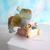 Custom made goldfish figurine