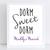 CUSTOM Dorm Sweet Dorm - Student's Names - Digital Download Print - Student