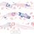 1 Roll Limited Edition Washi Tape: Koinobori