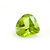 Semi Precious Peridot Faceted 8mm Heart shape Flawless Loose Gemstone.