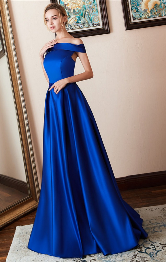 2018 Prom Dresses with Belts