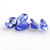 Tanzanite  Faceted 6X4 Oval Semi Precious Loose Gemstone
