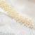 SALE on size 7 Swarovski; Pearls; Glass Bracelet; Sweet Ivory Multiflora