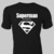 """""""Superman Was Adopted Too."""" — Family Adoption Custom T-Shirt makes a great gift!"""