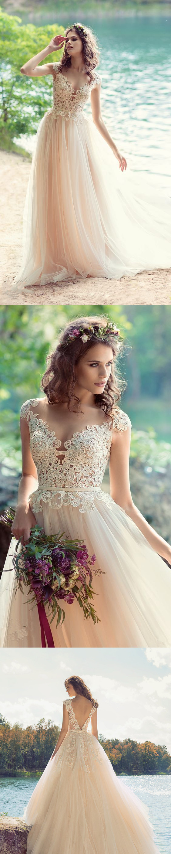 Wedding Dress,Wedding Dresses,Lace Wedding Dresses,Bohemian Beach Wedding