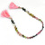 Semi Precious Multi Tourmaline Faceted Heart shape Loose Gemstone Beads