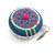 Measuring Tape Flannel Blue Dream Catchers Retractable Tape Measure