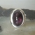Amethyst Ring boho bohemian hippie gypsy new age metaphysical handmade jewelry
