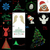 Christmas Embroidery Designs Pack Pes 61 pattern machine instant digital