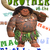 Personalized Iron-On Transfer Moana Maui Birthday Boy Party Gift T Shirt Name On