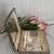 Silver Box, Trinket Tin, Small Chest, Decorative Metal Box, Jewellery Storage,