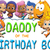 Personalized Iron-On Transfer Bubble Guppy Boy Birthday Party T Shirt with Name