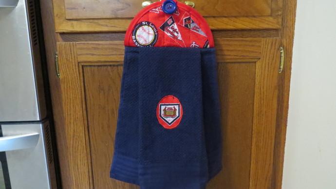 Saint Louis Cardinals Kitchen Towel Hanging Kitchen Towel Hanging Dish Towels