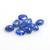 Blue Sapphire Smooth Polished  7x5 Oval Cabochon Precious Loose Gemstone