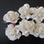 6 x Strong Mulberry Paper Flowers