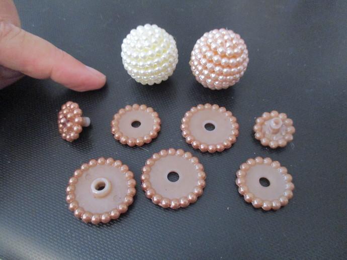 3 x Huge Magic Beads