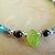 Woodland Ankle Bracelet, Leaf Anklet, Boho Jewelry