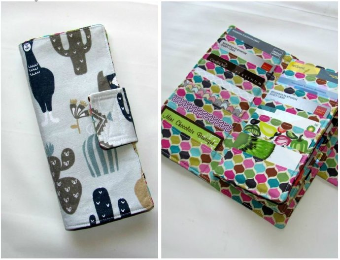 Card Organizer, Credit Card Wallet, Business Card Holder, Card Wallet, Gift Card