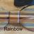 Rainbow Bow Ties