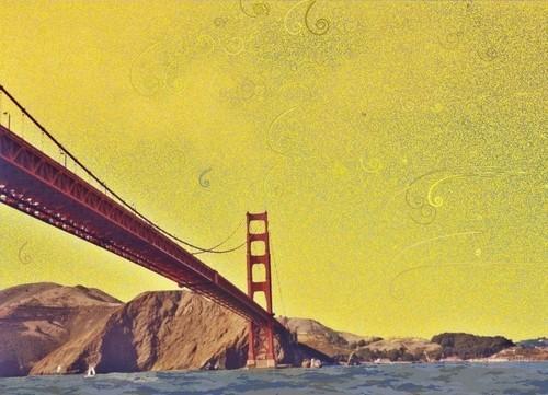 The Golden Golden Gate
