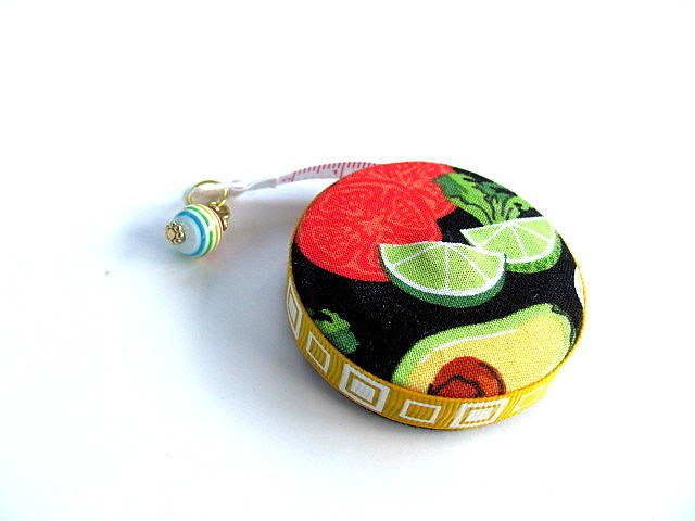 Retractable  Measuring Tape Taco Tuesday Tape Measure