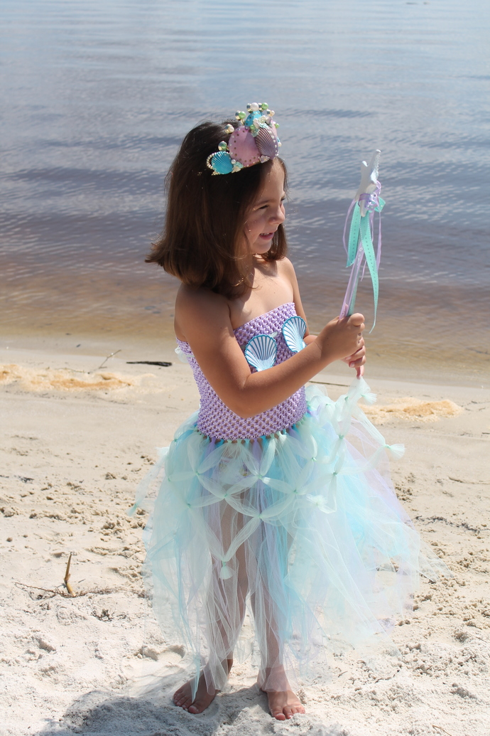 Mermaid Tutu (large)