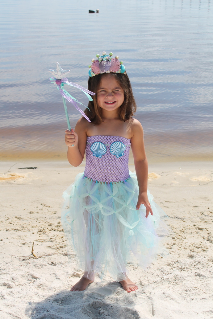 Mermaid Tutu (small plus)