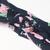 Adult Celtic Knot Headband - Rose and Cross on Black