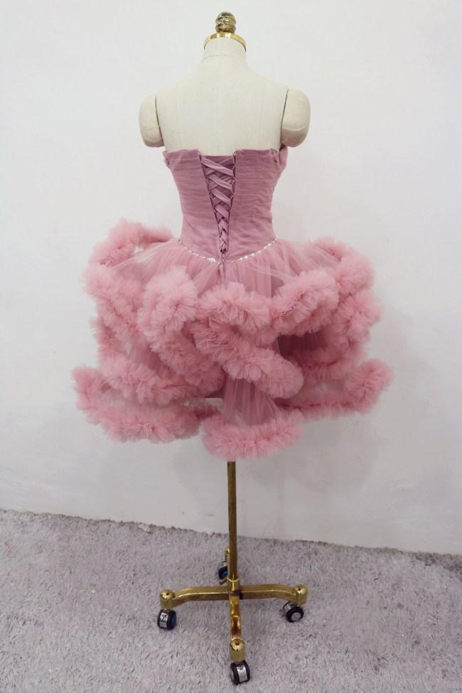 Appealing Beautiful Prom Dresses, Short Prom Dresses, Prom Dresses A-Line