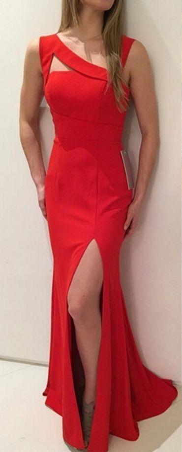 Spaghetti Straps Evening Dress Customized Sleeveless Floor-Length Prom Dress