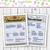 Editable Monthly Class Newsletter, Parent Newsletter, Teacher Newsletter, Class