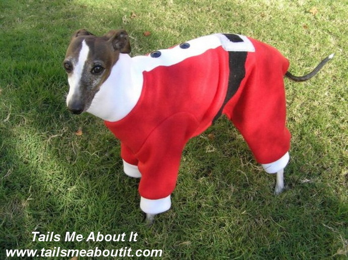 Santa Claus Pajama Original TMAI Design