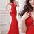 Floor Length Pink Chiffon Prom Dresses Lace Women Party Dresses