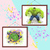 Green healthy watercolor, Green healthy print, Green healthy poster, wall decor,