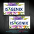 Personalized Isagenix Business Cards, Isagenix Business Cards, Isagenix