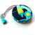 Retractable Tape Measure Science Theme Measuring Tape