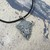 Pewter Bison Necklace  BM18