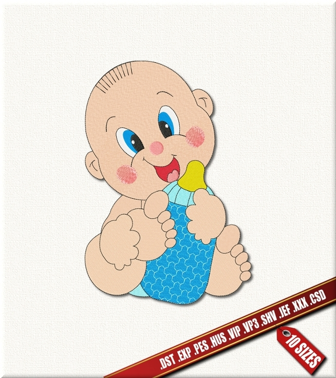 Baby Boy Embroidery Design For Machine By Embroidery Designs On