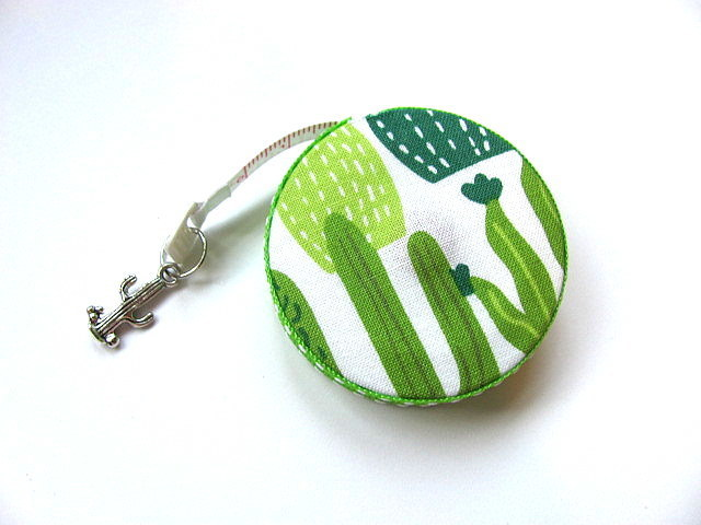 Tape Measure with Cactus Retractable Measuring Tape