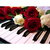 Roses on piano Diamond Painting DIY kit Canvas Painting Wall Art Mosaic Painting
